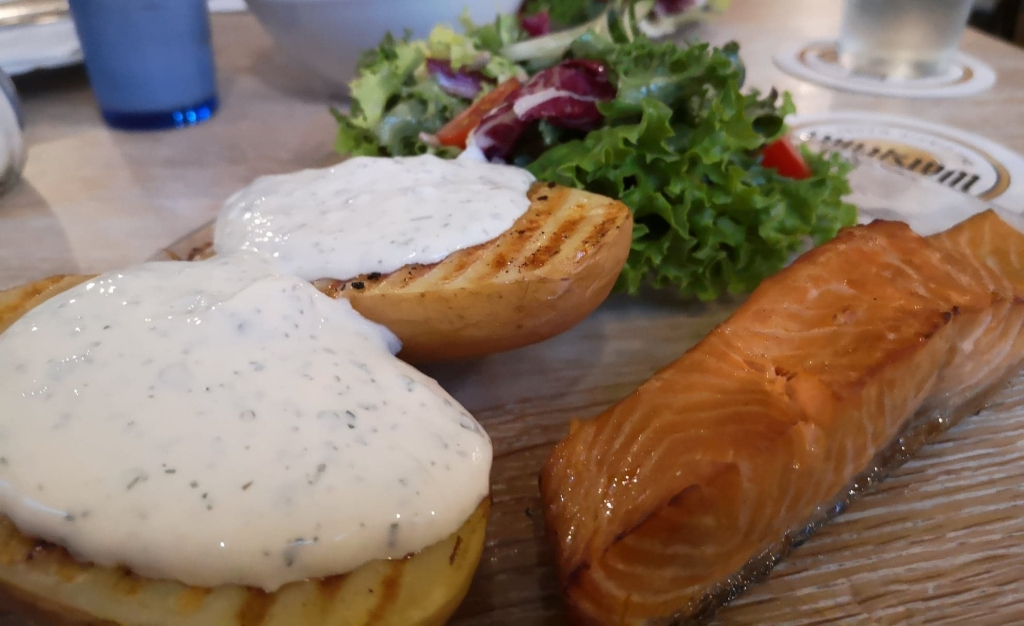 Fischwerk Norderney, Restaurant Norderney, Fisch Norderney, Fischrestaurant