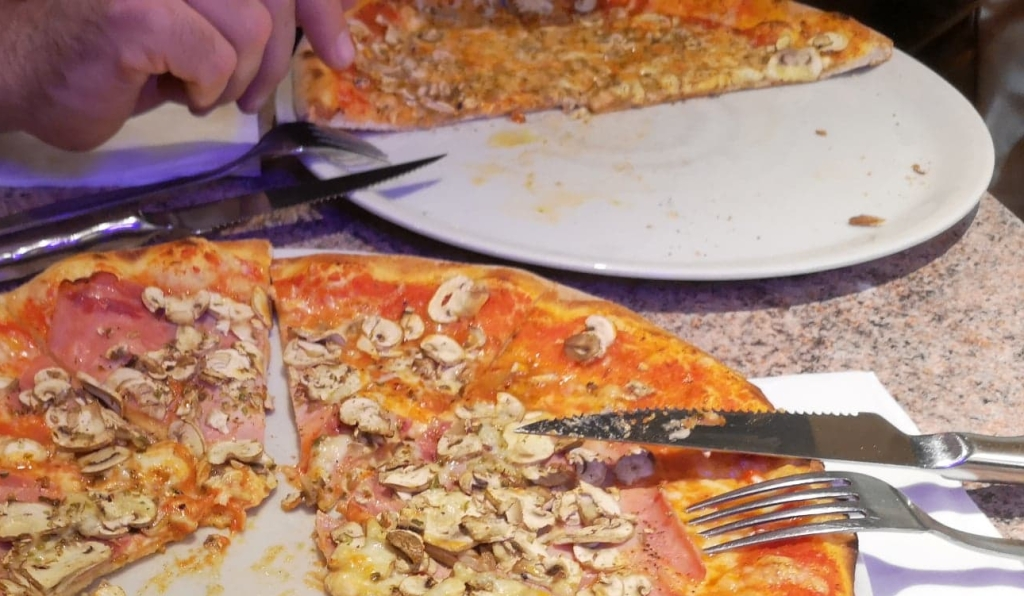 Dinos Pizza, Pizza Norderney, Pizzeria Norderney