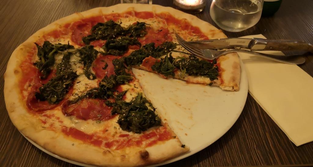 Ristorante Roma, Pizza Norderney, Italiener Norderney, Restaurants Norderney