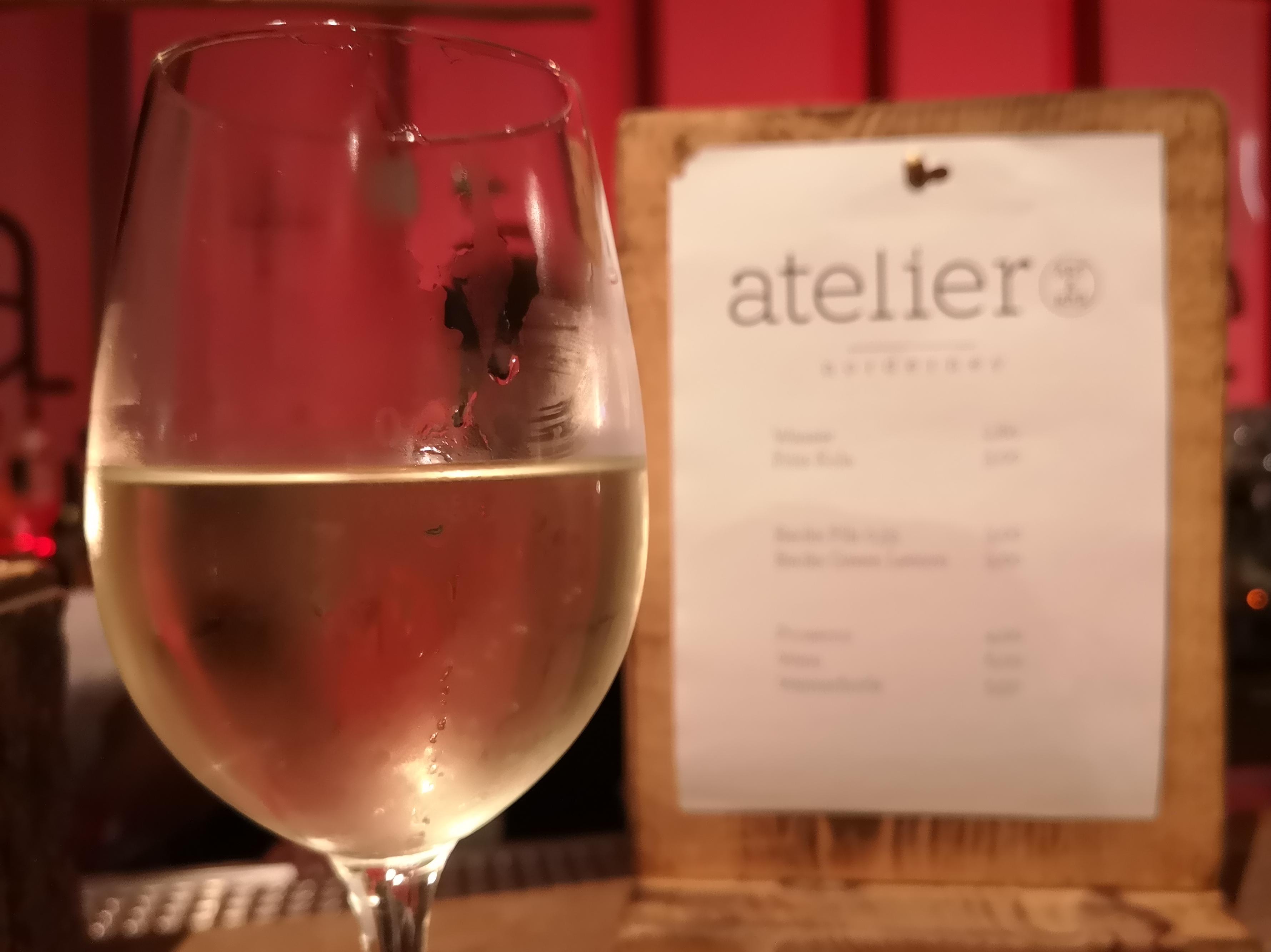Atelier, Inselblogger Norderney, Kurtheater Norderney, Atelierbar, Wein