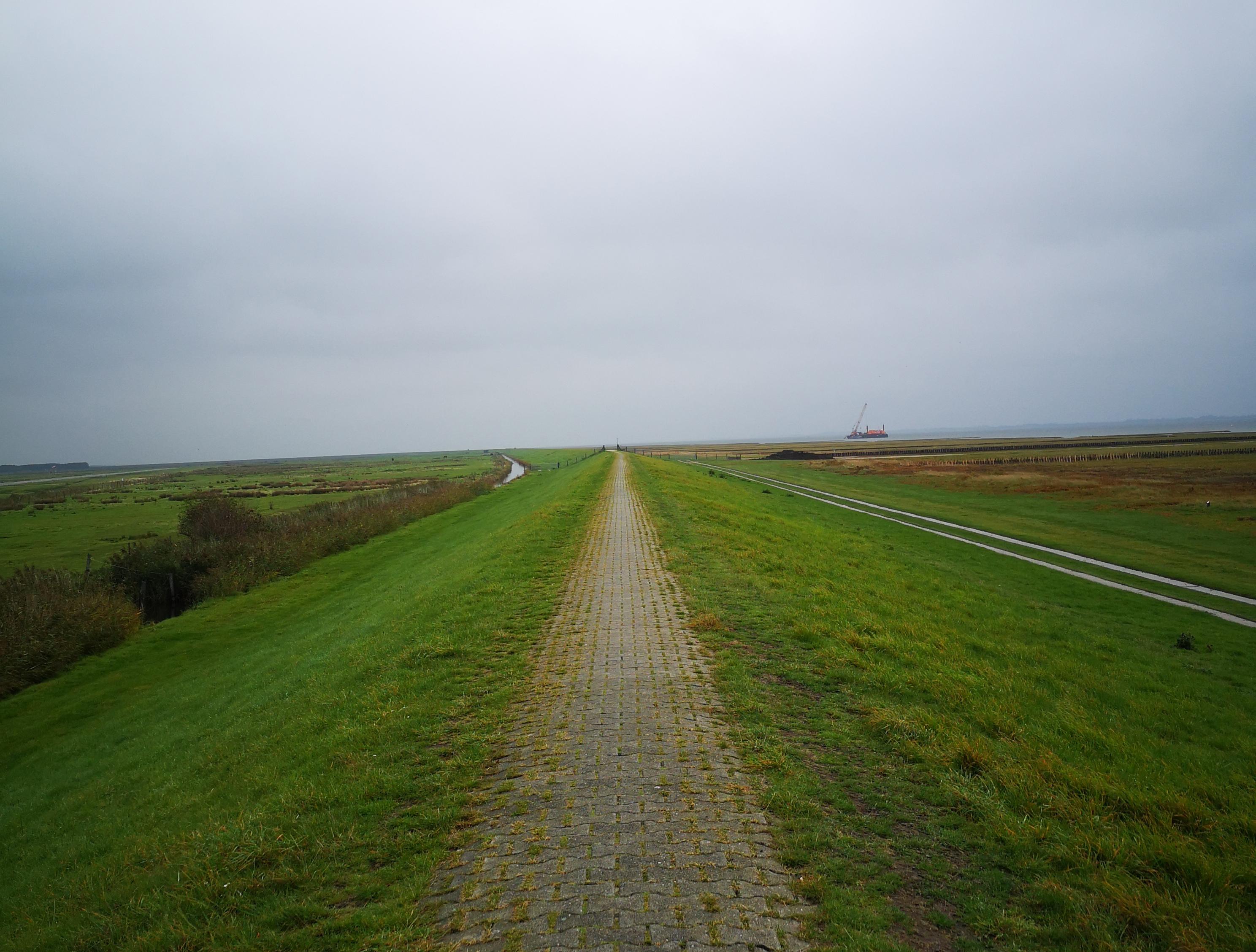 Deich, Norderney,