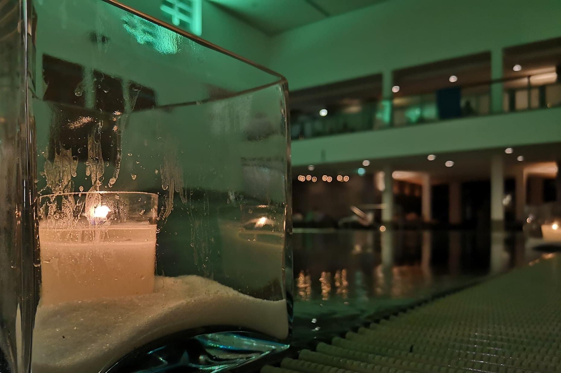 Meeresleuchten Badehaus, Inselblogger