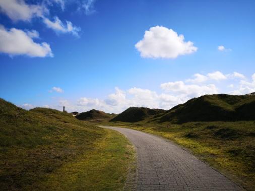 Leuchtturm Norderney, Radfahren Norderney, Inselblogger Norderney ,Hanna Eschenhagen