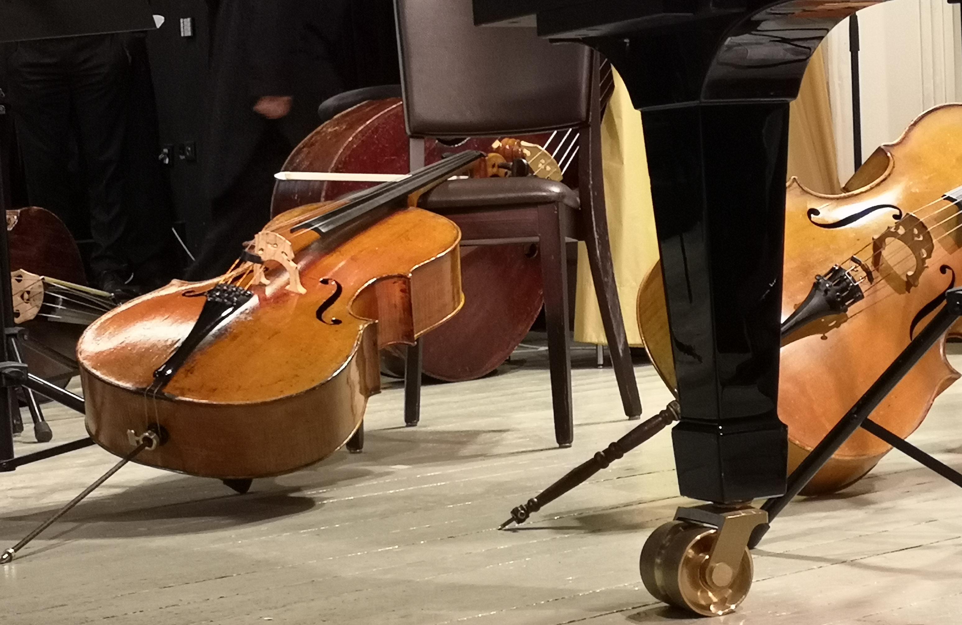 Symphonieorchester, Norderney Konzert