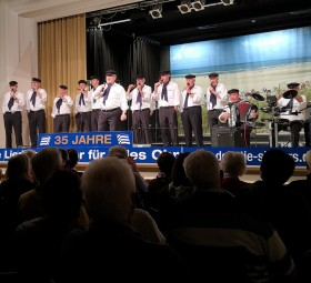 Döntje Singers, Inselblogger Norderney