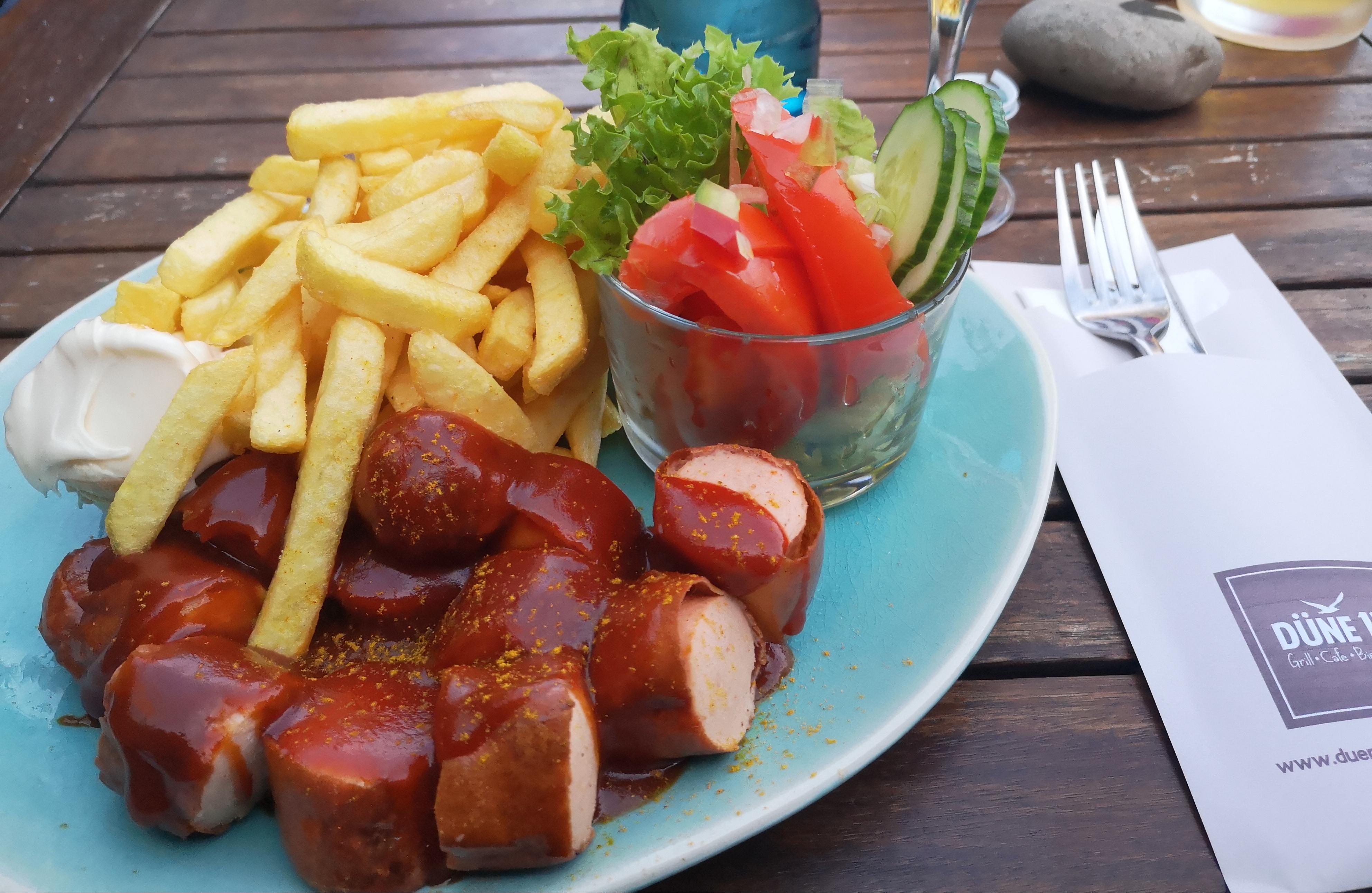 Düne 13, Restaurant Norderney, Inselblogger Norderne